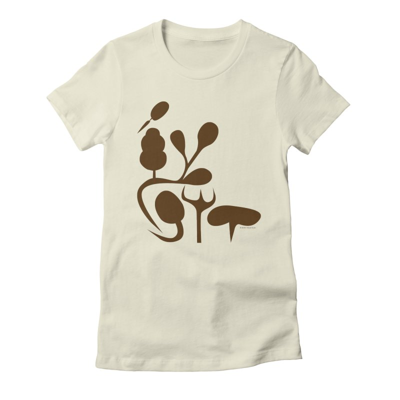 Sense of Touch Women's T-Shirt by I Heart Guts