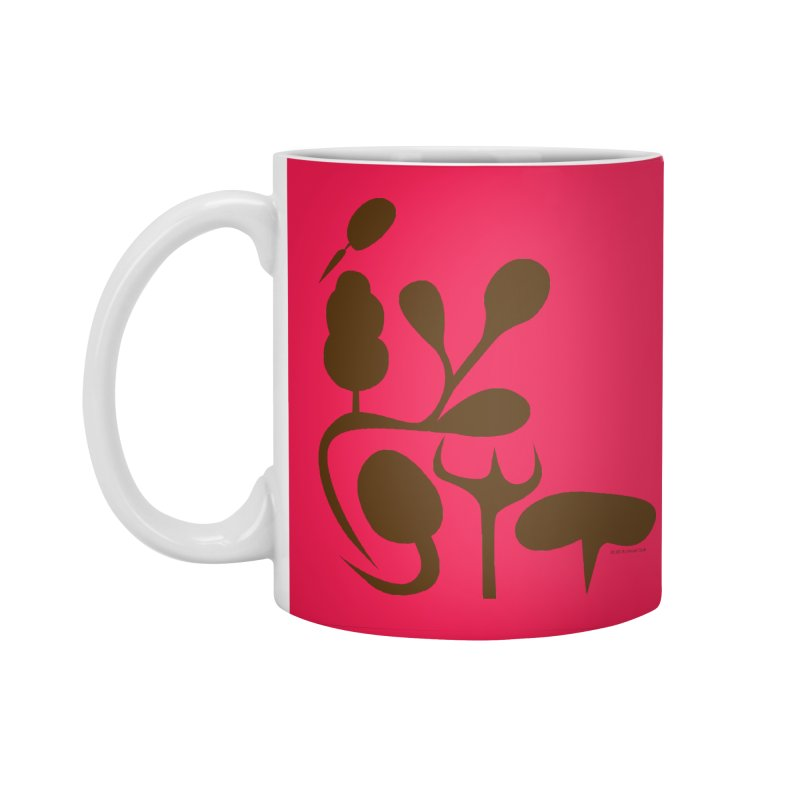 Sense of Touch Accessories Standard Mug by I Heart Guts