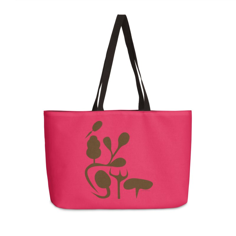 Sense of Touch Accessories Weekender Bag Bag by I Heart Guts
