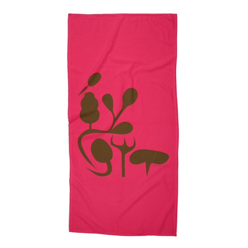Sense of Touch Accessories Beach Towel by I Heart Guts