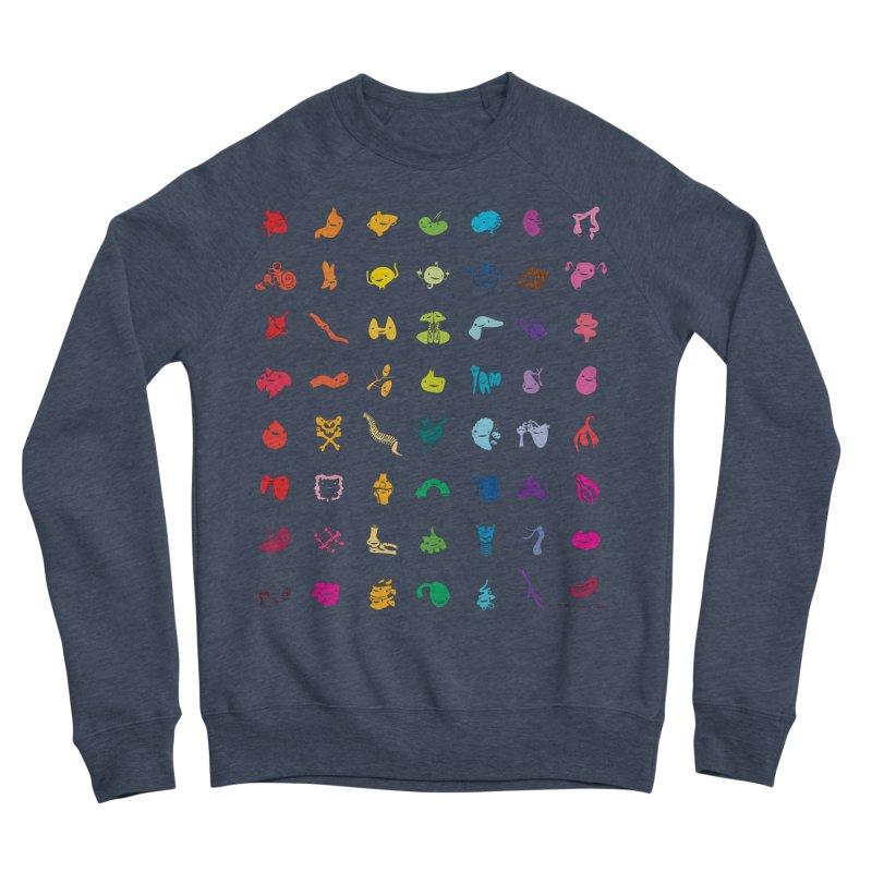 Guts Grid Men's Sweatshirt by I Heart Guts