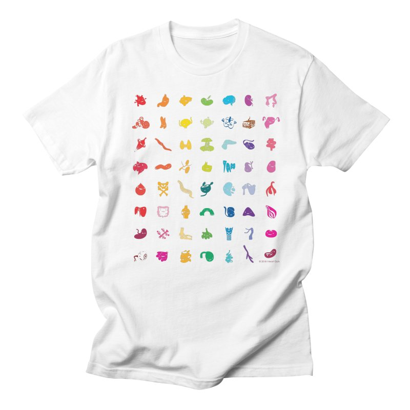 Guts Grid Women's T-Shirt by I Heart Guts