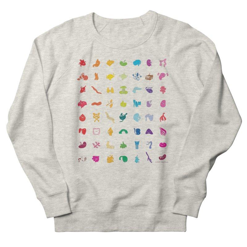 Guts Grid Women's Sweatshirt by I Heart Guts