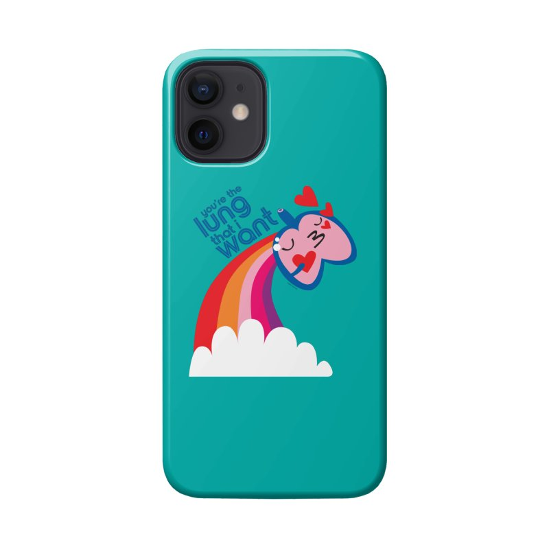 Lung That I Want Accessories Phone Case by I Heart Guts