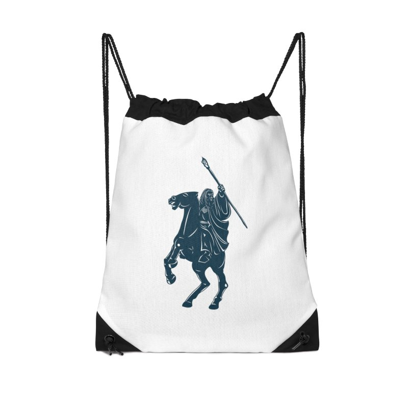 Gandalf Lauren Accessories Bag by ikado's Artist Shop