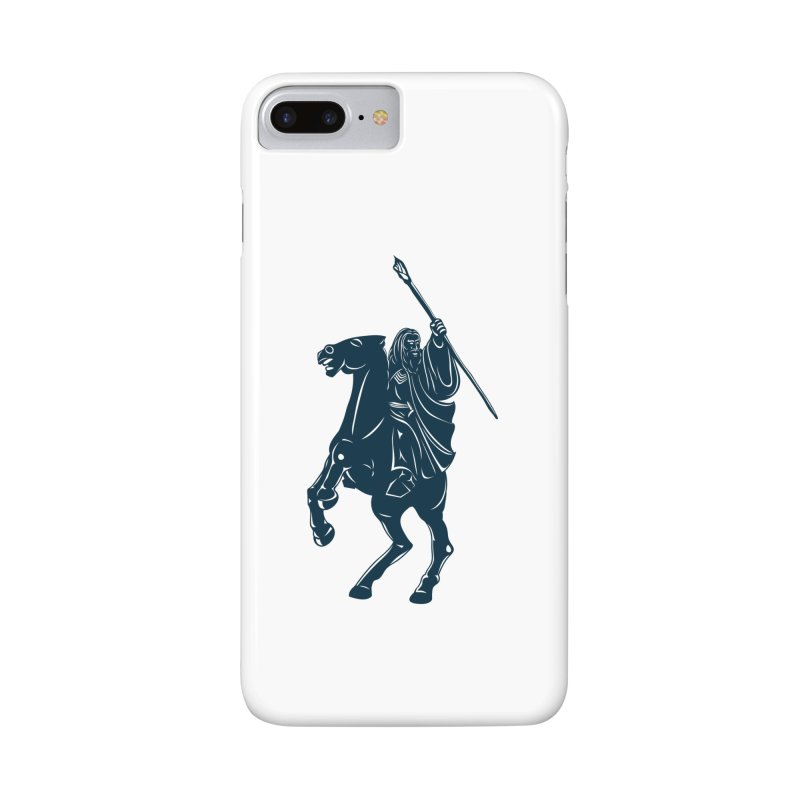 Gandalf Lauren Accessories Phone Case by ikado's Artist Shop