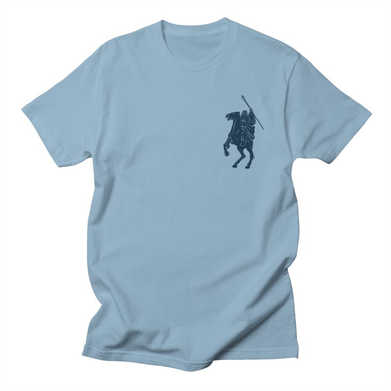 Gandalf Lauren Men's T-shirt by ikado's Artist Shop