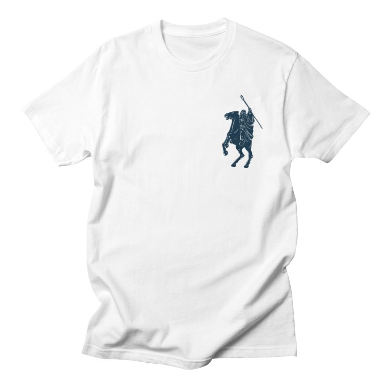 Gandalf Lauren Women's Regular Unisex T-Shirt by ikado's Artist Shop