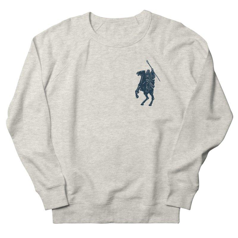 Gandalf Lauren Women's Sweatshirt by ikado's Artist Shop