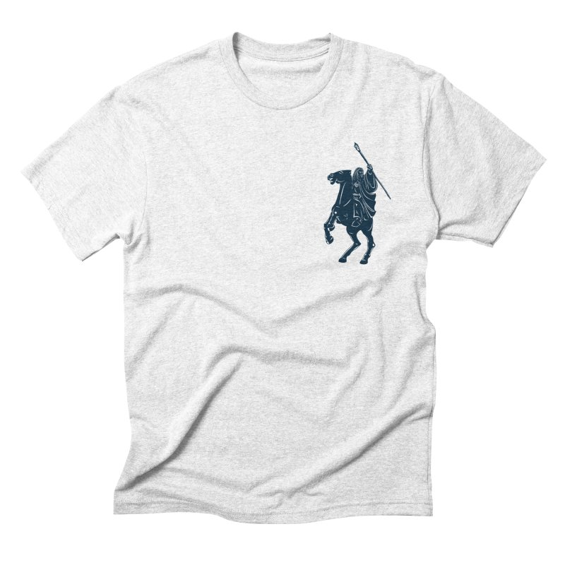 Gandalf Lauren Men's Triblend T-shirt by ikado's Artist Shop