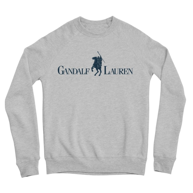 Gandalf Lauren 2 Women's Sponge Fleece Sweatshirt by ikado's Artist Shop