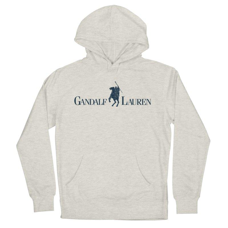 Gandalf Lauren 2 Men's Pullover Hoody by ikado's Artist Shop