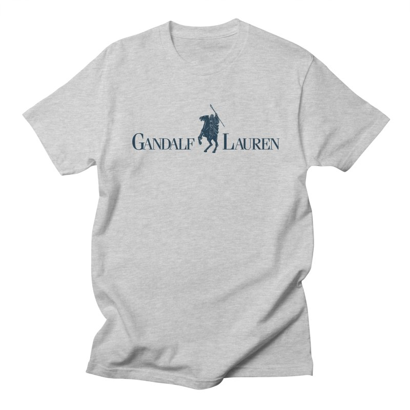 Gandalf Lauren 2 Women's Unisex T-Shirt by ikado's Artist Shop