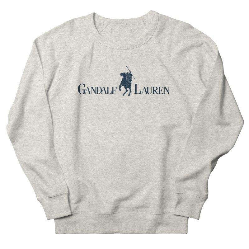 Gandalf Lauren 2 Men's Sweatshirt by ikado's Artist Shop