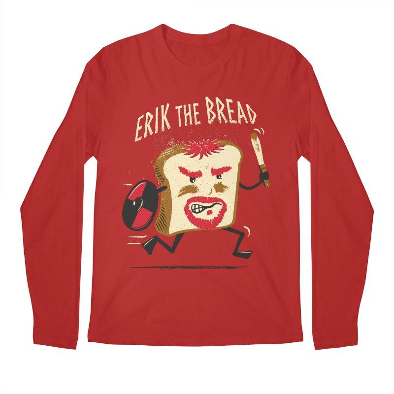 Erik the Bread Men's Longsleeve T-Shirt by ikado's Artist Shop