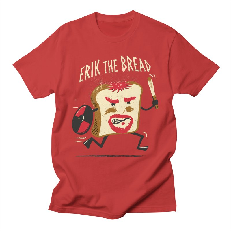 Erik the Bread Women's Unisex T-Shirt by ikado's Artist Shop