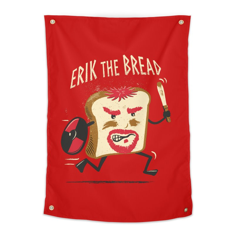 Erik the Bread Home Tapestry by ikado's Artist Shop