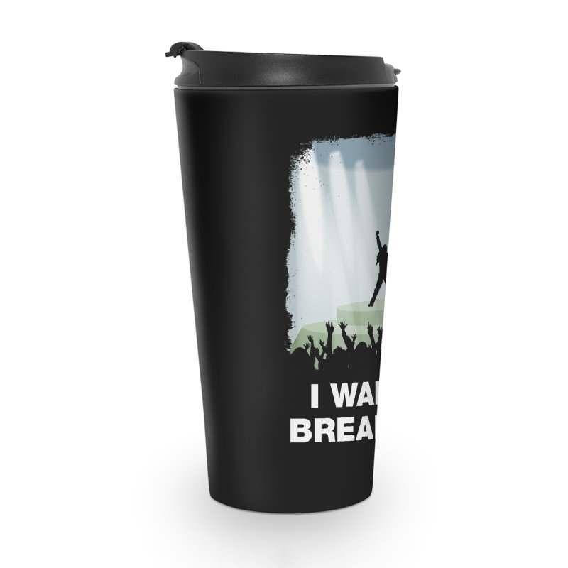 I want to break free Accessories Travel Mug by ikado's Artist Shop
