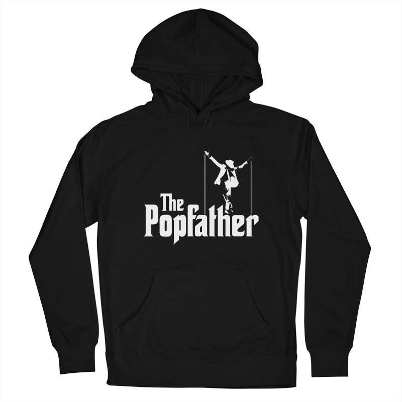 The Popfather Men's French Terry Pullover Hoody by ikado's Artist Shop