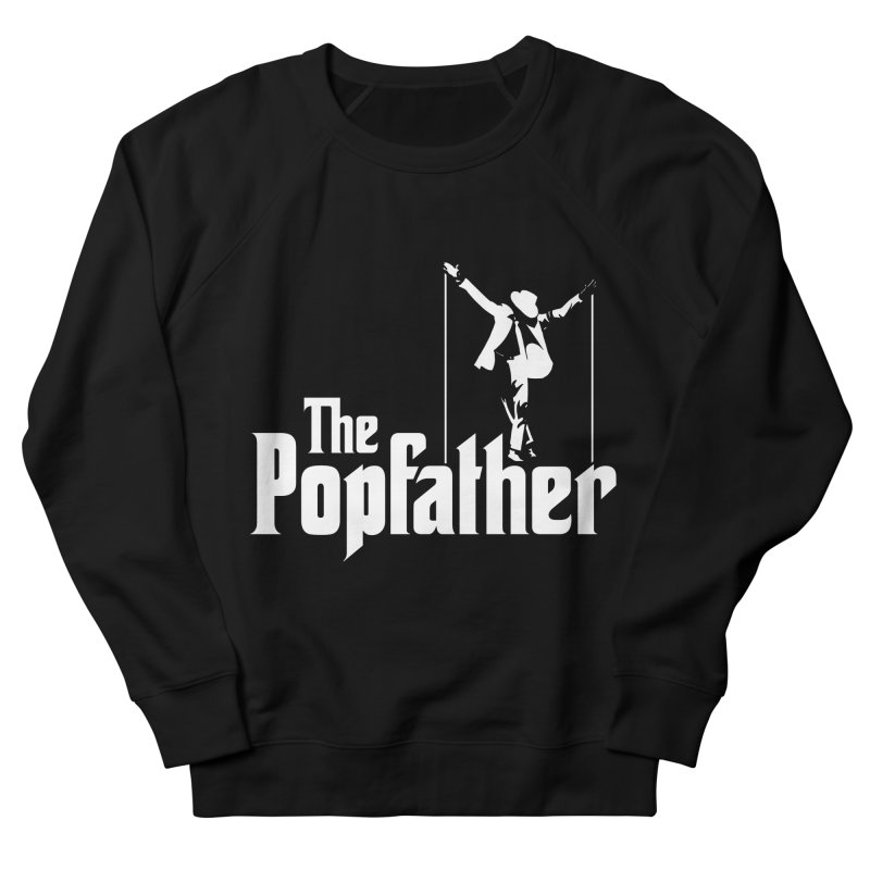 The Popfather Men's French Terry Sweatshirt by ikado's Artist Shop