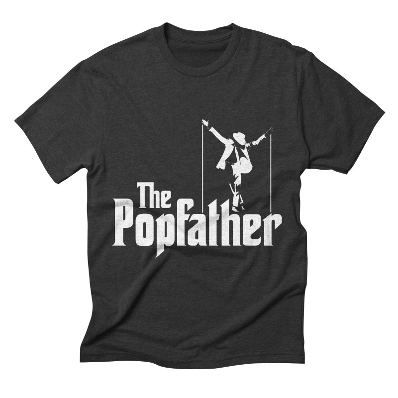 The Popfather Men's Triblend T-Shirt by ikado's Artist Shop