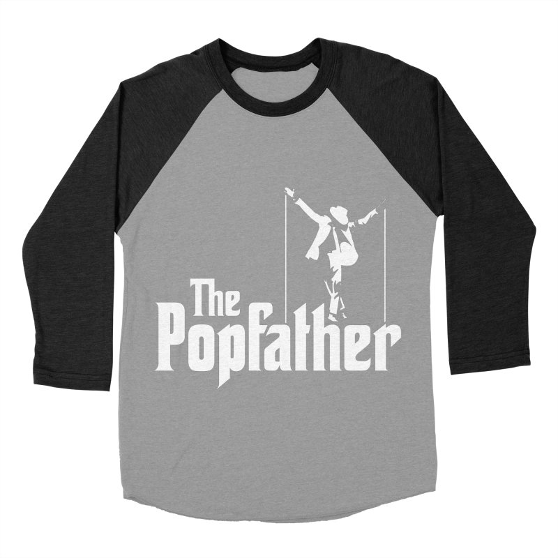 The Popfather Women's Baseball Triblend T-Shirt by ikado's Artist Shop