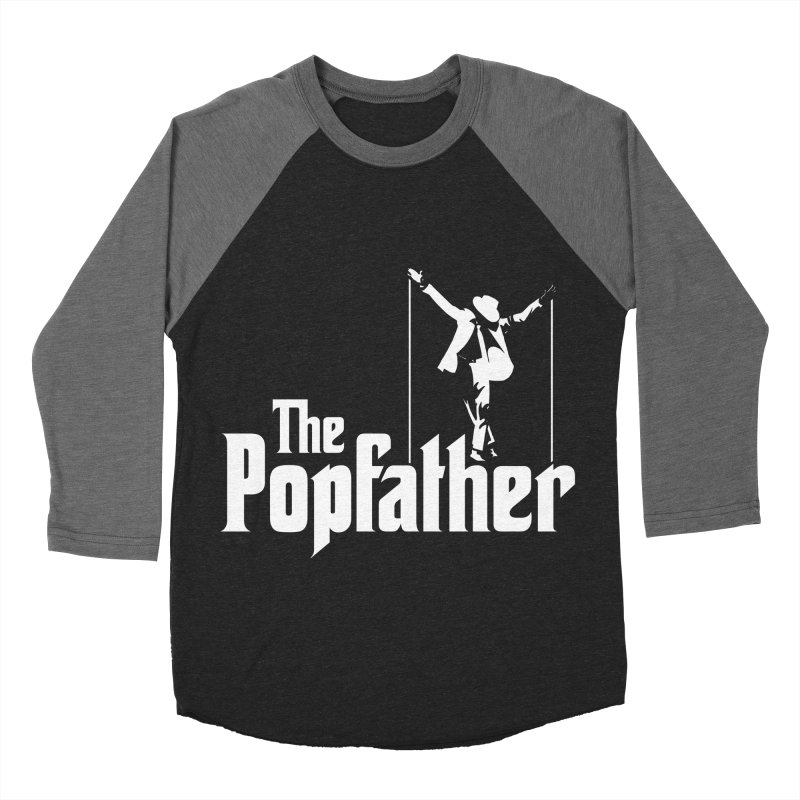 The Popfather Men's Baseball Triblend T-Shirt by ikado's Artist Shop