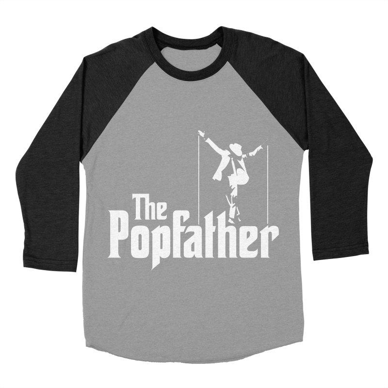 The Popfather Men's Baseball Triblend T-Shirt by ikado's Artist Shop