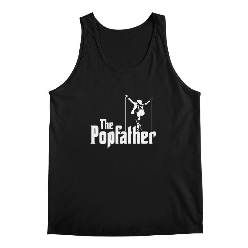 The Popfather Men's Tank by ikado's Artist Shop