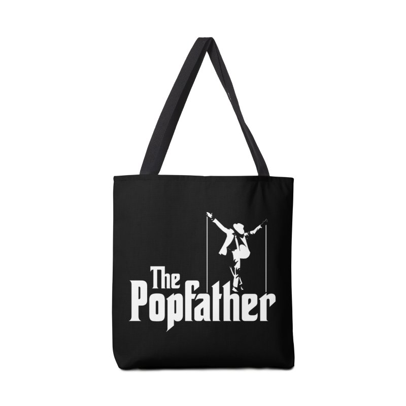 The Popfather Accessories Tote Bag Bag by ikado's Artist Shop