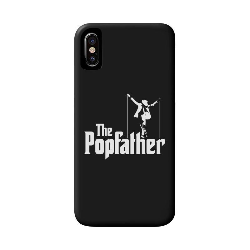 The Popfather Accessories Phone Case by ikado's Artist Shop