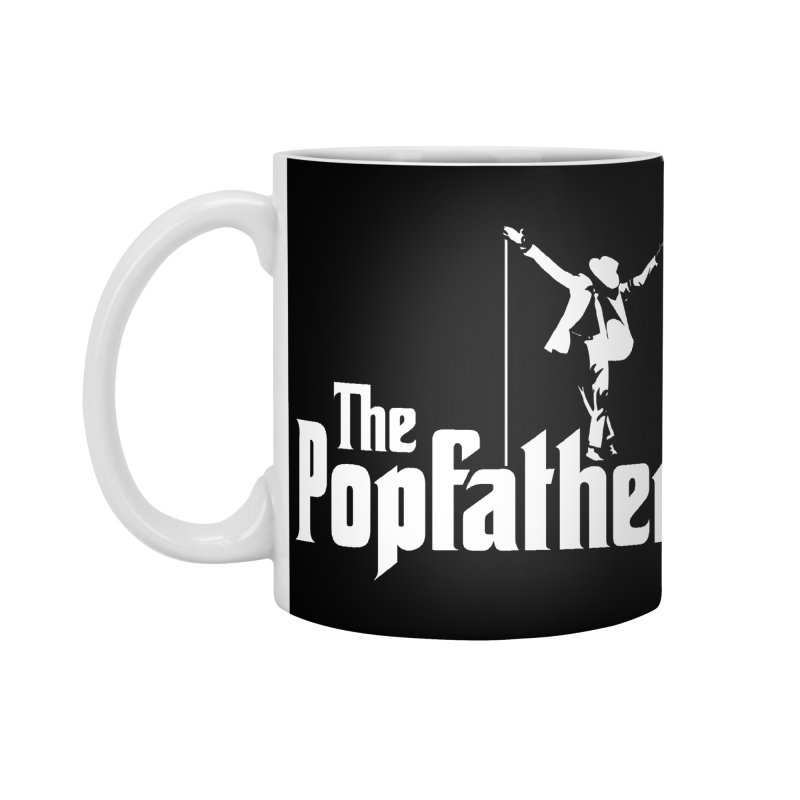 The Popfather Accessories Mug by ikado's Artist Shop