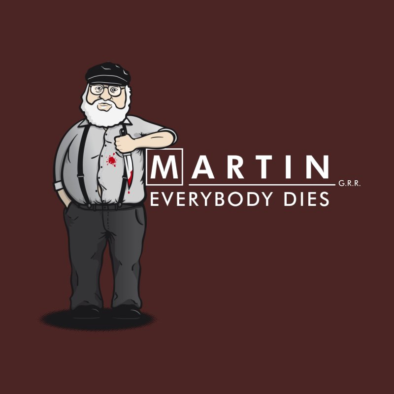 Everybody Dies by ikado's Artist Shop