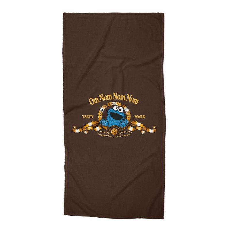 Cookies Gratia Cookies Accessories Beach Towel by ikado's Artist Shop