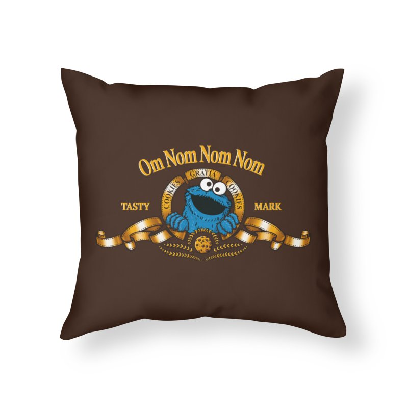 Cookies Gratia Cookies Home Throw Pillow by ikado's Artist Shop