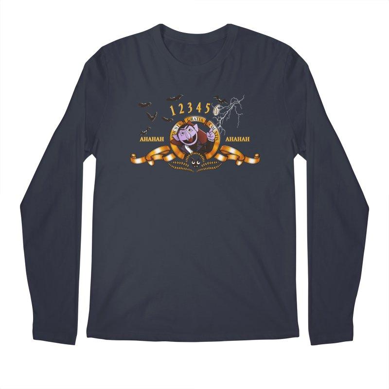 Counts Gratia Countis Men's Longsleeve T-Shirt by ikado's Artist Shop