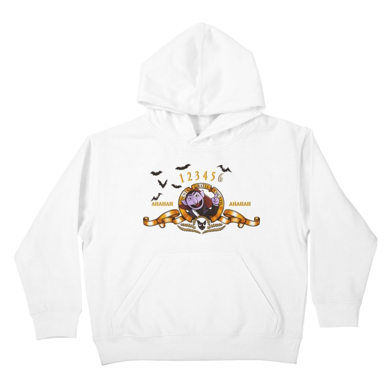 Counts Gratia Countis Kids Pullover Hoody by ikado's Artist Shop