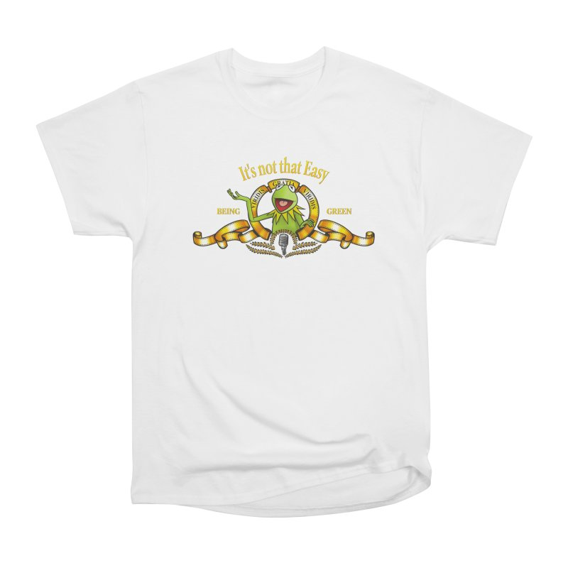 It's not that easy Men's Classic T-Shirt by ikado's Artist Shop