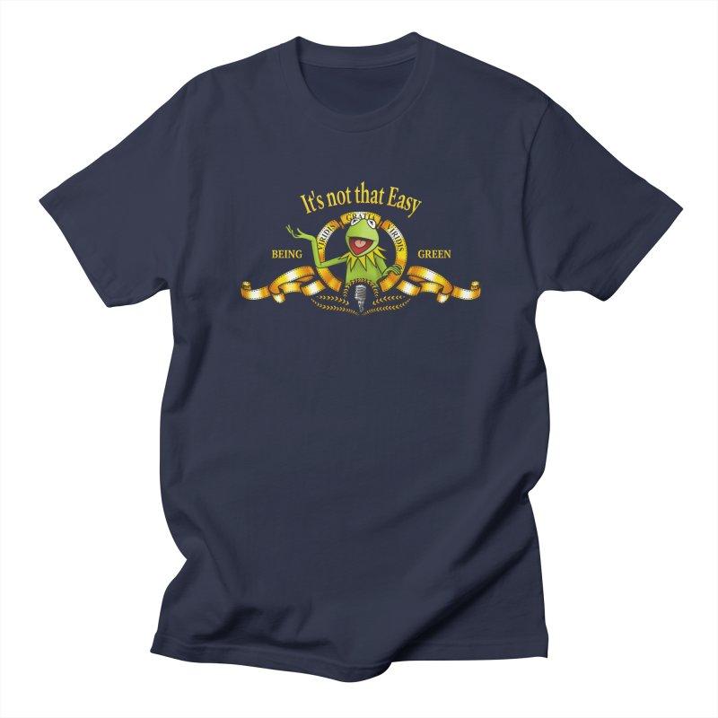 It's not that easy Women's Unisex T-Shirt by ikado's Artist Shop