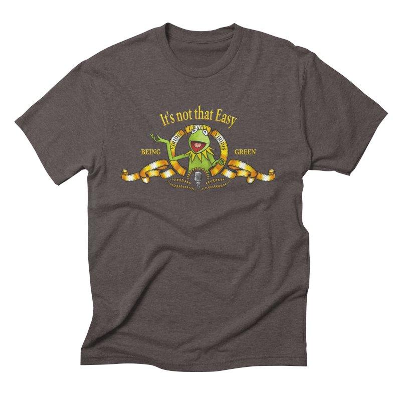 It's not that easy Men's Triblend T-shirt by ikado's Artist Shop