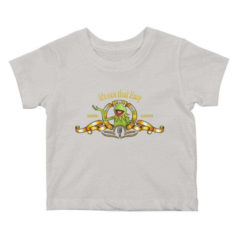 It's not that easy Kids Baby T-Shirt by ikado's Artist Shop