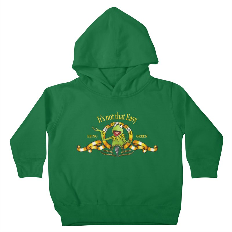 It's not that easy Kids Toddler Pullover Hoody by ikado's Artist Shop