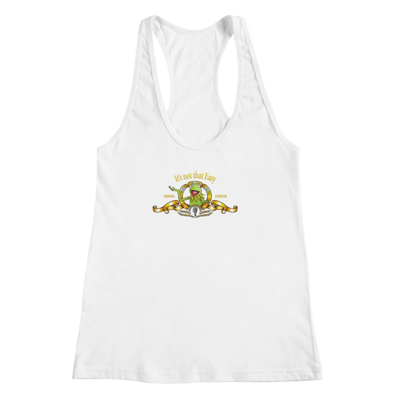 It's not that easy Women's Racerback Tank by ikado's Artist Shop