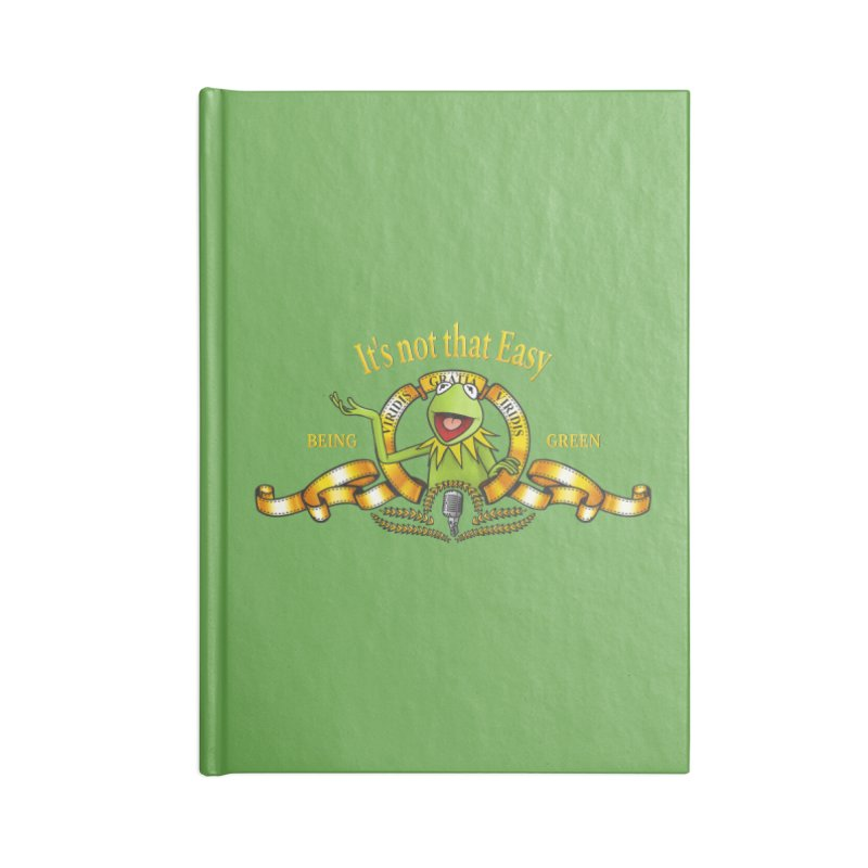 It's not that easy Accessories Notebook by ikado's Artist Shop