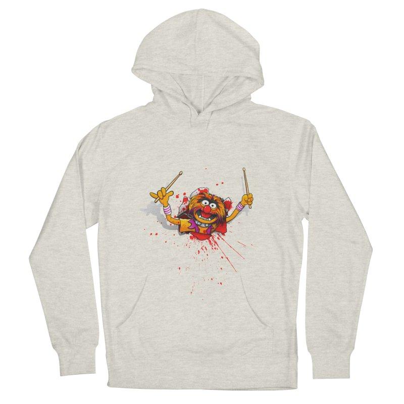 Animalien Men's Pullover Hoody by ikado's Artist Shop