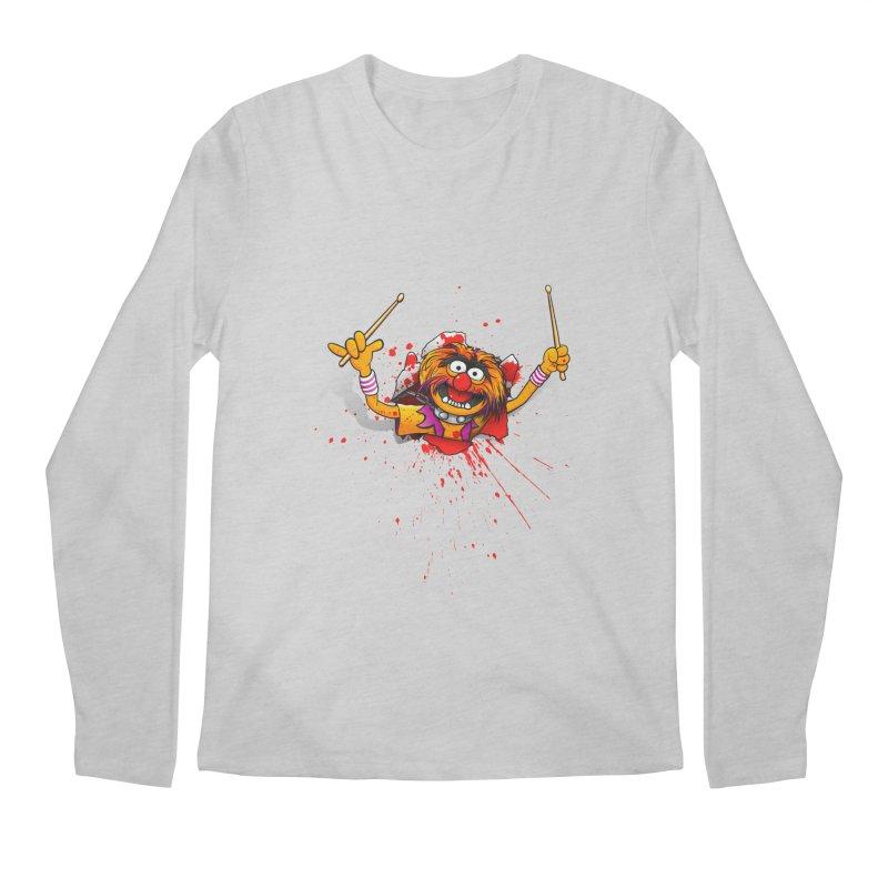 Animalien Men's Longsleeve T-Shirt by ikado's Artist Shop