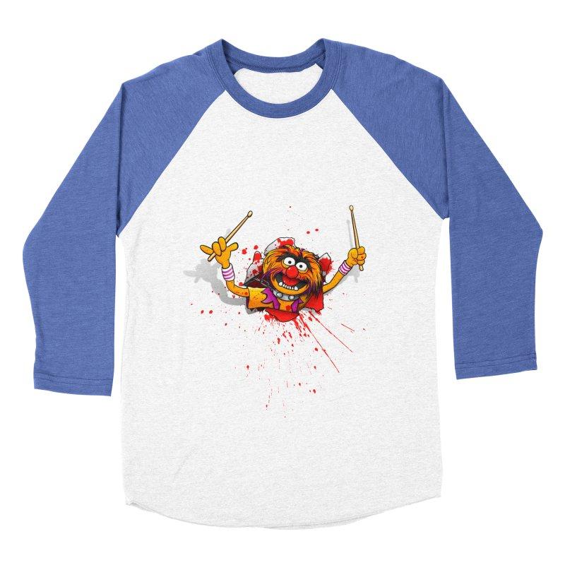 Animalien Men's Baseball Triblend T-Shirt by ikado's Artist Shop