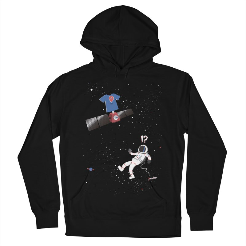 Lost in Meta Space Women's Pullover Hoody by ikado's Artist Shop