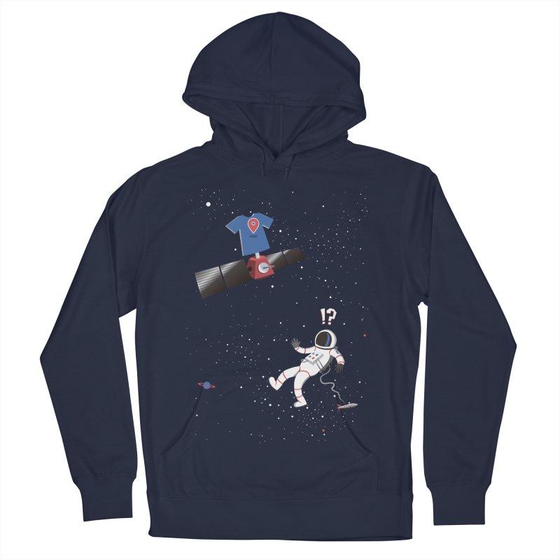 Lost in Meta Space Men's Pullover Hoody by ikado's Artist Shop
