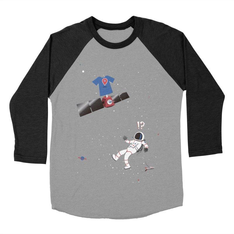 Lost in Meta Space Women's Baseball Triblend Longsleeve T-Shirt by ikado's Artist Shop